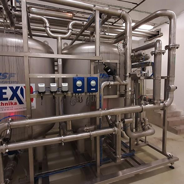 Az Imex Filtertechnika gondoskodik a tisztasági törvény betartásáról