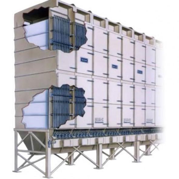 Költségcsökkentés a porleválasztó berendezések sűrített levegőjének kezelésével