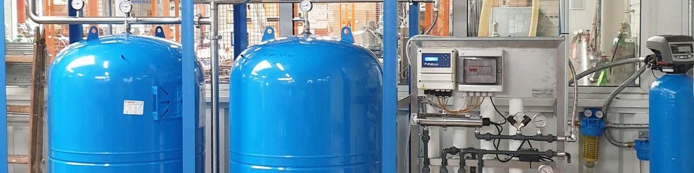 Esettanulmányok: Környezetbarát és hatékony vízkezelés ultratiszta víz készítéséhez
