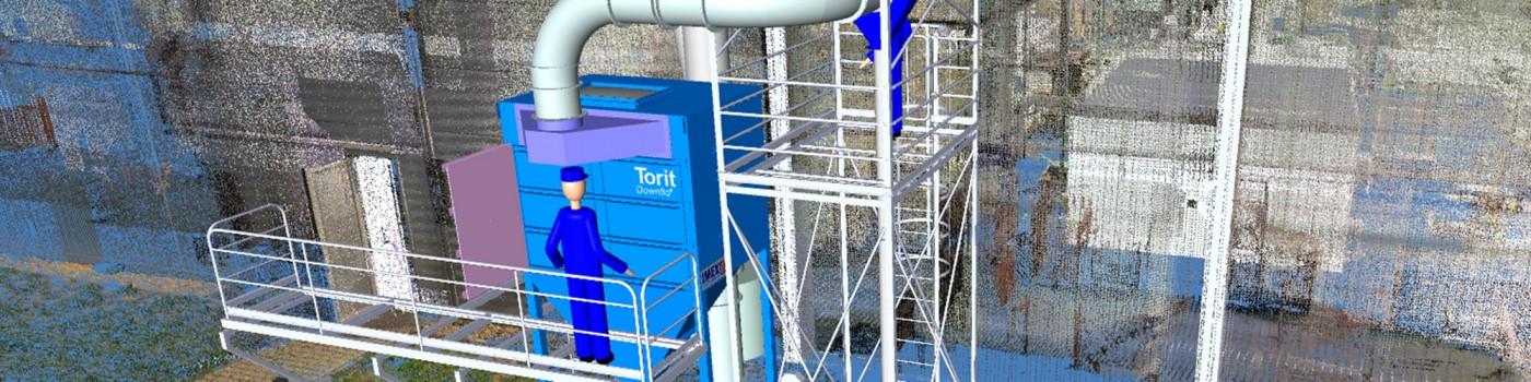 Esettanulmányok: 3D-szkennelést és -tervezést