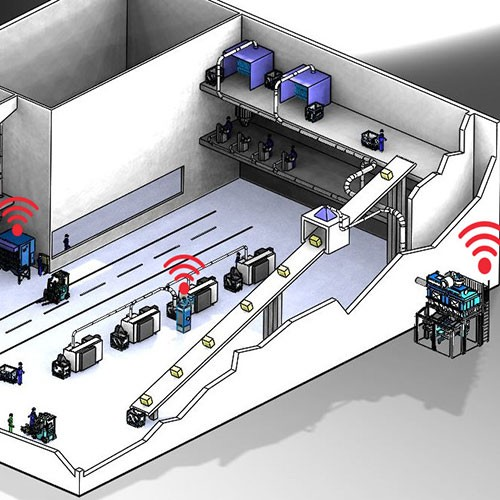 """Unsere Beitrag zu Industrie 4.0 –  das FMS """"Remote Filter Monitoring System"""" von IMEX Filtertechnika"""